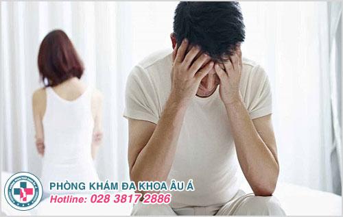 Tâm lý mệt mỏi, căng thẳng là nguyên nhân hàng đầu phát triển bệnh yếu sinh lý ở nam giới