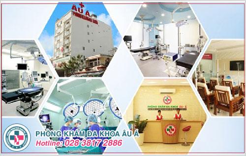 Đa Khoa Âu Á - địa chỉ khám và điều trị các bệnh phụ khoa tốt nhất tại TPHCM