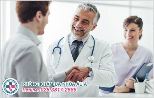 Điều trị bệnh đau tinh hoàn hiệu quả