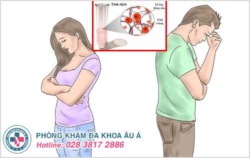 Điều trị rối loạn xuất tinh ở nam giới