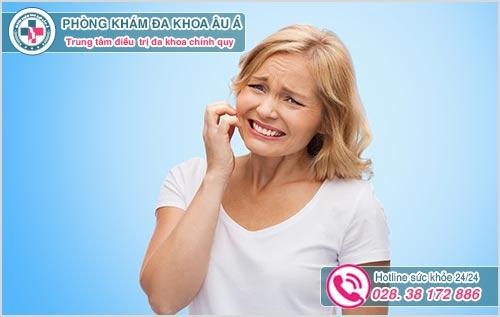 Hình ảnh bệnh da liễu ở nam giới và phụ nữ thường gặp nhất