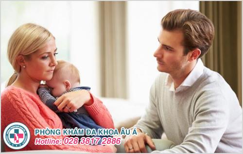Lang ben ở trẻ sơ sinh: Nguyên nhân dấu hiệu và cách trị