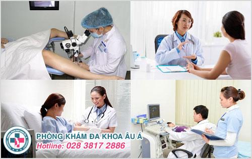 Bác sĩ luôn tận tình, tận tâm khám chữa trị  các bệnh Phụ Khoa an toàn - hiệu quả