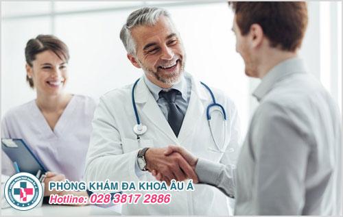 Khám chữa bệnh yếu sinh lý ở đâu hiệu quả tại TPHCM