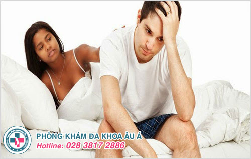 Vì sao nam giới bị yếu sinh lý?