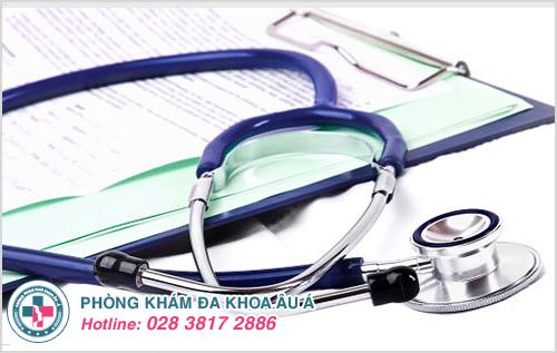 Khám chữa viêm đường tiết niệu ở đâu TPHCM ? Khám bao nhiêu tiền ?