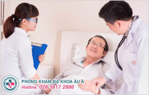 Thăm khám sớm để kịp thời phát hiện và điều trị đạt kết quả cao