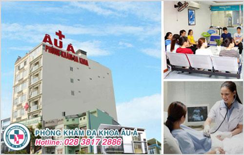 Đa Khoa Âu Á là địa chỉ số 1 trong khám chữa trị bệnh Phụ Khoa tốt nhất tại TP.HCM