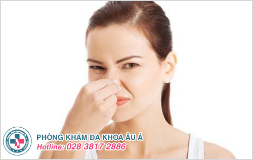 Khí hư có mùi hôi nhưng không ngứa là bệnh gì ?
