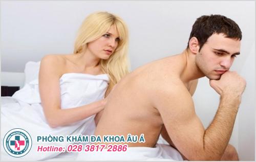 Kiềm chế xuất tinh có hại cho sức khỏe nam giới
