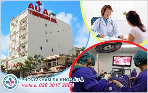 Phòng khám mổ u xơ tử cung ở đâu tốt nhất TPHCM?