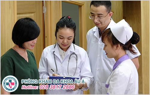 Khám trị bệnh mụn cóc an toàn, hiệu quả tại Đa khoa Âu Á