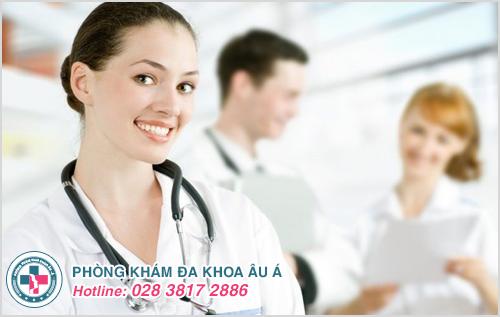 Đội ngũ bác sĩ tại Phòng Khám Đa Khoa Âu Á luôn nhận được sự tin tưởng từ phía người bệnh