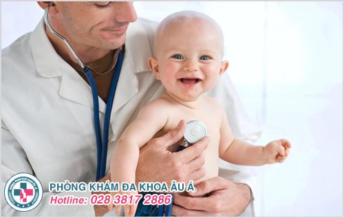Mụn nước ở trẻ sơ sinh : Hình ảnh nguyên nhân dấu hiệu cách trị