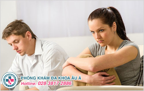 Bệnh mụn rộp sinh dục ở hậu môn ảnh hưởng đến tâm lý và hạnh phúc gia đình