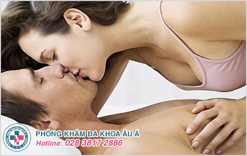 Mụn rộp sinh dục ở miệng : Nguyên nhân dấu hiệu cách điều trị