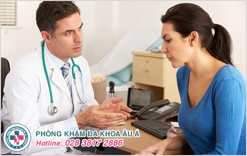 Mụn rộp sinh dục ở nữ : Nguyên nhân dấu hiệu và cách chữa trị