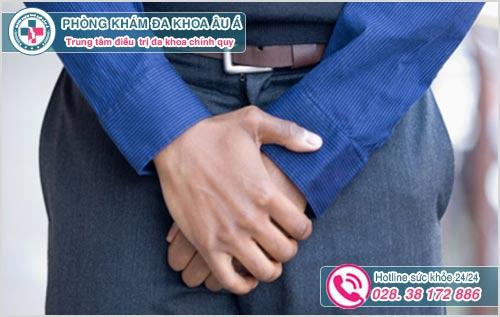 Ngứa nổi mẩn đỏ ở bộ phận sinh dục nam là bệnh gì? Cách chữa trị