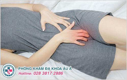 Nguyên nhân gây ngứa lỗ tiểu và cách khắc phục