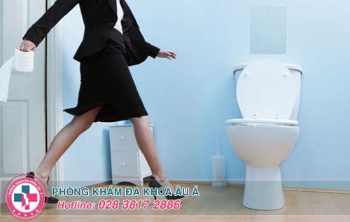 Giấy vệ sinh kém chất lượng nguyên nhân gây viêm phụ khoa