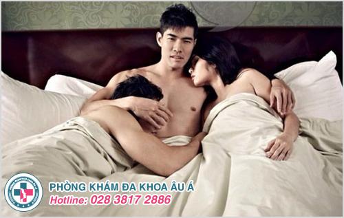 Nguyên nhân nào dẫn đến bệnh sùi mào gà ở bộ phận sinh dục nam giới ?