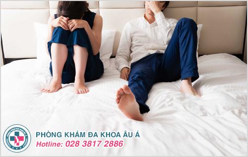 Nguyên nhân quan hệ bị đau rát ở nam giới và cách khắc phục