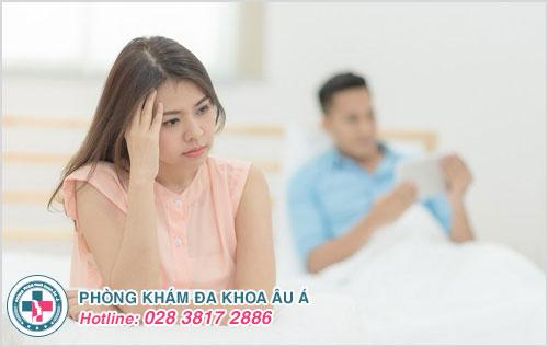 Nguyên nhân rối loạn cương dương ở người trẻ tuổi?