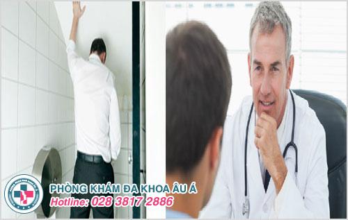 Nguyên nhân và cách điều trị tình trạng tiểu nhiều ở nam giới