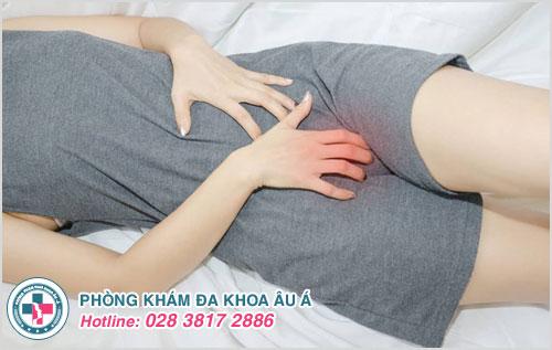Nguyên nhân và tác hại của bệnh ngứa vùng kín