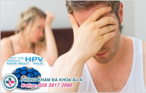 Quan hệ tình dục không an toàn sẽ khiến nam giới bị nhiễm HPV