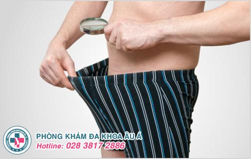 Những cách vệ sinh khi bị viêm bao quy đầu ở nam giới