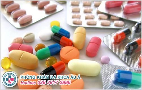 Chữa trĩ nội bằng thuốc được áp dụng cho những trường hợp bị trĩ nội nhẹ
