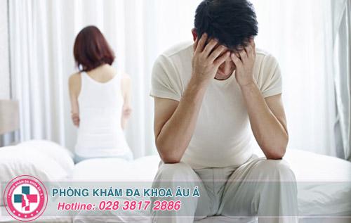 Xuất tinh chậm ảnh hưởng đến chất lượng tình dục của các cặp đôi