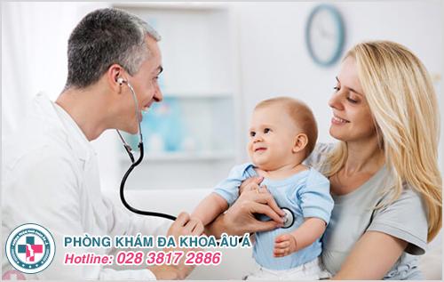 Nổi ban đỏ ở trẻ em : Nguyên nhân dấu hiệu cách điều trị