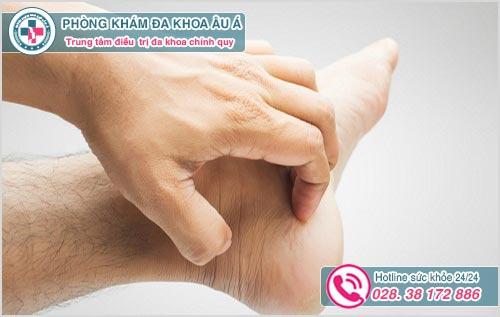 Nổi mẩn ngứa ở chân: Hình ảnh nguyên nhân dấu hiệu cách chữa