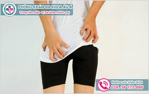 Nổi mẩn ngứa ở mông: Hình ảnh nguyên nhân dấu hiệu cách chữa