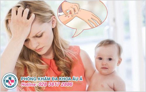 Nổi mề đay sau sinh: Nguyên nhân dấu hiệu và cách chữa