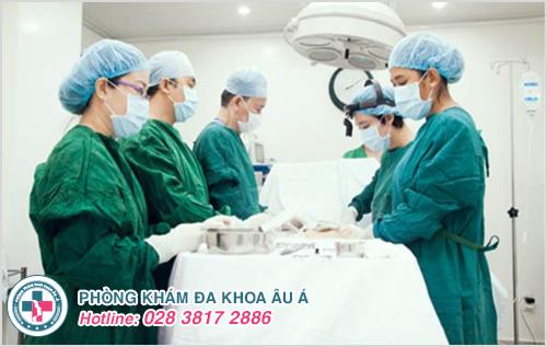 Phẫu thuật kéo dài tăng kích thước cậu nhỏ ở đâu TPHCM?