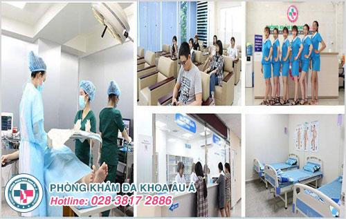 Phòng khám chuyên chữa bệnh xã hội uy tín tại TPHCM