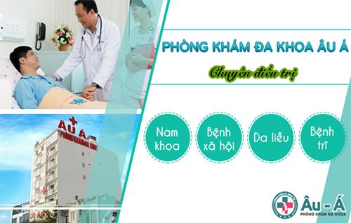 Chi phí khám nam khoa tại phòng khám nam khoa Gò Vấp