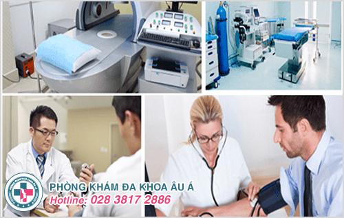 Chi phí khám nam khoa tại phòng khám nam khoa Lạng Sơn