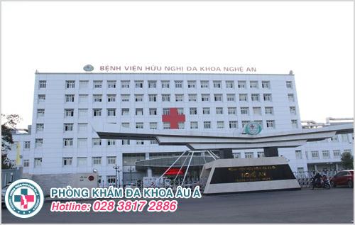 Chi phí khám nam khoa tại phòng khám nam khoa Nghệ An