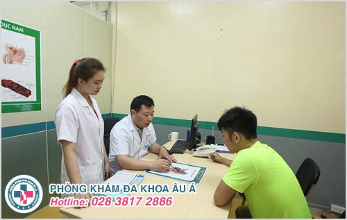 Chi phí khám nam khoa tại phòng khám nam khoa Ninh Bình 2018