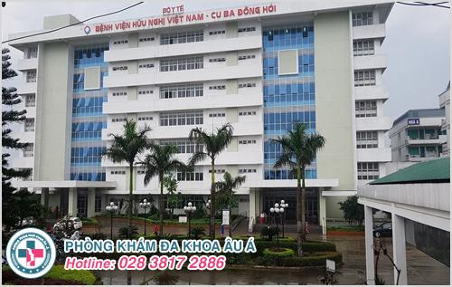 Chi phí khám nam khoa tại phòng khám nam khoa Quảng Bình