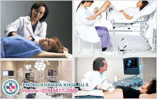 Chi phí khám phụ khoa tại phòng khám phụ khoa Nha Trang