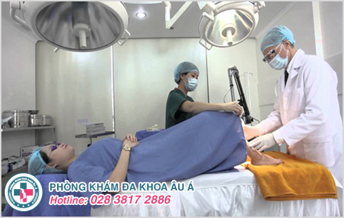 Chi phí khám phụ khoa tại phòng khám phụ khoa Quận Tân Phú