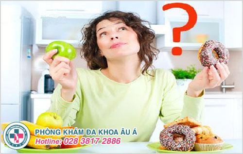 Phụ nữ bị bệnh u xơ tử cung nên ăn gì?