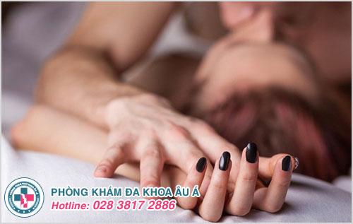 Quan hệ tình dục không an toàn là nguyên nhân chủ yếu khiến nam giới mắc bệnh mụn cóc sinh dục