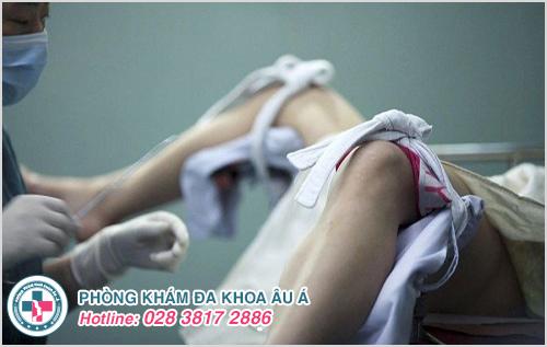 Thao tác đặt vòng tránh thai phải được tiến hành bởi bác sĩ chuyên khoa trình độ cao