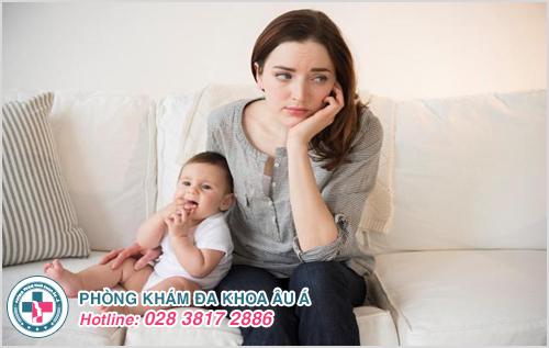Vòng tránh thai bị lệch thường xảy ra ở phụ nữ sau sinh